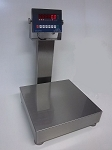 Scale Weighing Systems, SWS-7611SS-20 All Stainless, Wash-Down Bench  Scales