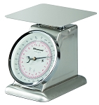 Brecknell 250-6S Mechanical Bench Scale -  BS-250-6S-22 lb x 2 oz