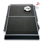 seca 656 (6561321103) High Capacity Digital Stretcher Scale w/ Wireless Transmission