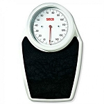 seca 762 Mechanical Personal Scale w/ Fine 1 lb Graduation