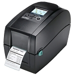 Godex RT200i Thermal Transfer Printer, 203 dpi with Color Display