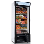 Tor-rey CV-16 Vertical One Glass Door Display Freezer