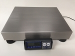 Mettler Toledo PS60, 150 lb x 0.05 lb Shipping Scales with Stainless Platter - Used