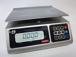 Tor-rey LEQ 10/20 Portioning Bench Scales, 20 lb x 0.005 lbs