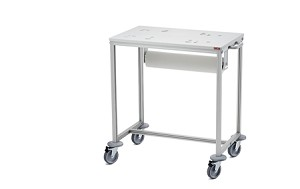 seca 402 Cart for mobile support of seca baby scales
