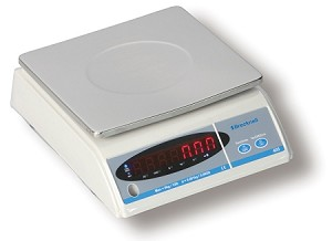 Brecknell 405 Series Electronic Bench Scale - BS-405-6 - 12lb x 0.002lb