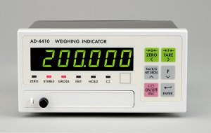 A&D-AD-4410 Weighing Indicator
