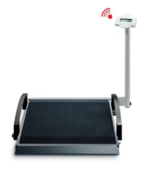 seca 664 (6641321103) Digital Wheelchair Scale w/ Wireless Transmission