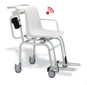 seca 954 (9541309007) Digital Chair Scale w/ Wireless Transmission. Promotional Price, Ends August 31, 2018