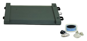 Brecknell DS-1000 Series Floor Scale- DS-1000  - 1000 lb x 0.5