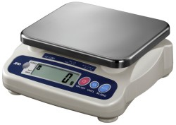 A&D-SJ Series Compact Bench Scale