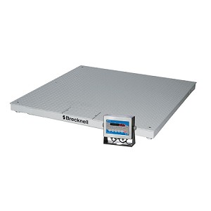 Brecknell DCSB Series Floor Scale System - BS-DCSB4848-SYS