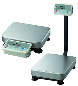 A&D-FG-K Series Bench Scales