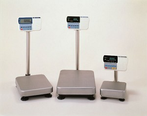 AND-HV-G Series Bench Scales