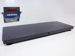 Scale Weighing Systems, 7623HDVS-LED Heavy Duty Digital Veterinary Scale