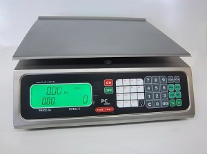 Tor-rey PC-80L, 80 x .02 lb Price Computing Scales