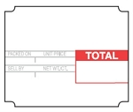 Avery Berkel 623 LS Non-UPC 40mm Price Computing Scale Labels