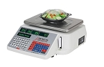 Detecto Portable Price Computing Scale with Integral Printer - D-DL1060 - 60 lb X .02 lb