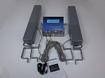 Scale Weighing Systems Load Bar System-24-LCD
