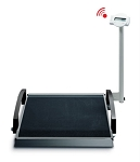 Seca 664 Digital Wheelchair Scale w/ Wireless Transmission (6641321103)