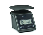 Brecknell PS7, 7 lb x .002 lb Electronic Postal/Portion Scale (816965005222)