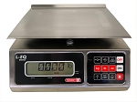 Tor-rey LEQ 5/10-HS Portion Control Bench Scales, 10 lb x 0.002 lbs
