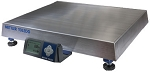 Mettler Toledo BC150 Shipping Scale,300 x .05 lb,SS Platter-BCA-223-150-1106-110