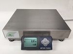 Mettler Toledo BC60 Shipping Scale, 150 x .05 lb, SS Platter-BCA-222-60UB101-110 - Used