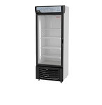 TOR-REY R14 Glass One Door Display Cooler Refrigerator