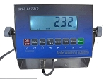 Scale Weighing Systems 7510 Stainless Steel Backlit LCD Indicator