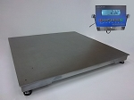 Scale Weighing Systems, SWS-7620DFS-LCD-SS Washdown Digital Floor Scale