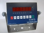 Scale Weighing Systems LP7510 SS LED Indicator with Dual Input