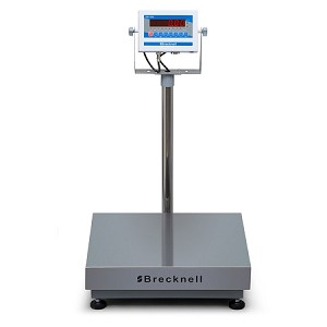 Brecknell 3800LP Series Electronic Bench Scale- BS-3800LP-300 - 300 lb x 0.1 lb