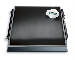 seca 674 (6741321108) High Capacity Digital Platform Scale w/ Transport Castors, Promotional price ends December 31, 2018!