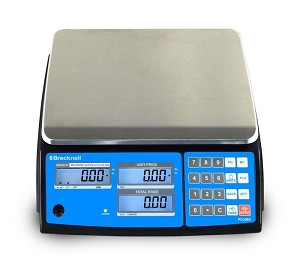 Brecknell PC3060, Dual Range 30/60 lb x 0.01/0.02 lb Price Computing Scale