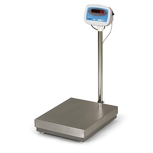 Brecknell S100 Series Electronic Bench Scale - BS-S100-600 - 600 lb x 0.1 lb